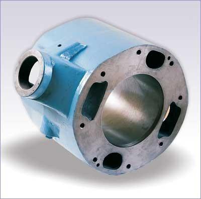 Air Compressor Gas Oil